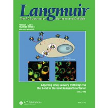 Langmuir: Volume 26, Issue 4