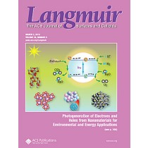 Langmuir: Volume 26, Issue 5