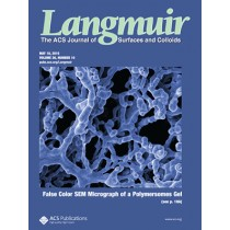 Langmuir: Volume 26, Issue 10
