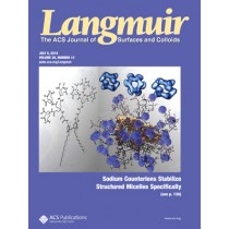 Langmuir: Volume 26, Issue 13