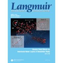 Langmuir: Volume 26, Issue 15
