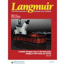 Langmuir: Volume 27, Issue 5