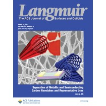 Langmuir: Volume 27, Issue 8