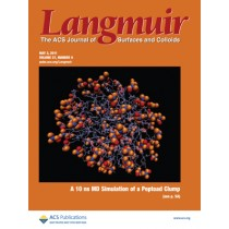 Langmuir: Volume 27, Issue 9