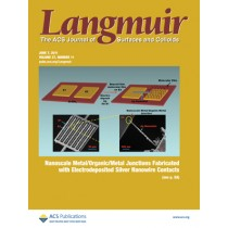 Langmuir: Volume 27, Issue 11