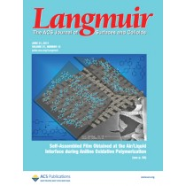 Langmuir: Volume 27, Issue 12