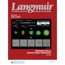 Langmuir: Volume 27, Issue 14