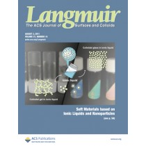 Langmuir: Volume 27, Issue 15