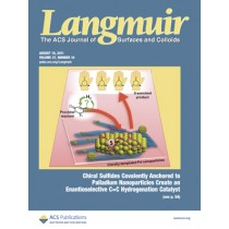 Langmuir: Volume 27, Issue 16