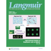 Langmuir: Volume 27, Issue 20
