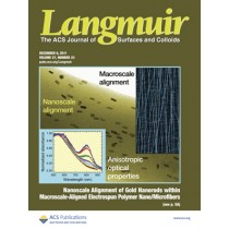 Langmuir: Volume 27, Issue 23