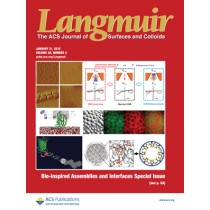 Langmuir: Volume 28, Issue 4