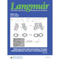 Langmuir: Volume 28, Issue 5
