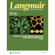 Langmuir: Volume 28, Issue 6