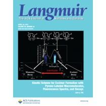 Langmuir: Volume 28, Issue 16