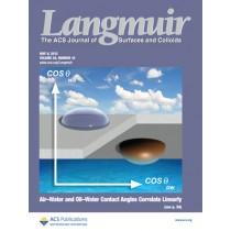 Langmuir: Volume 28, Issue 18