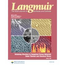 Langmuir: Volume 28, Issue 19
