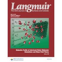 Langmuir: Volume 28, Issue 20