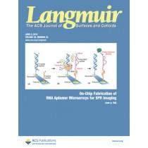 Langmuir: Volume 28, Issue 22