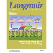 Langmuir: Volume 28, Issue 26