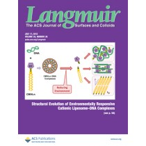 Langmuir: Volume 28, Issue 28