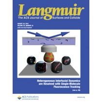 Langmuir: Volume 28, Issue 34