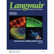 Langmuir: Volume 28, Issue 37