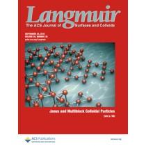Langmuir: Volume 28, Issue 38