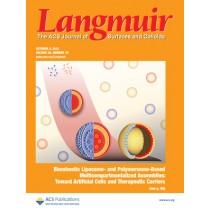 Langmuir: Volume 28, Issue 39