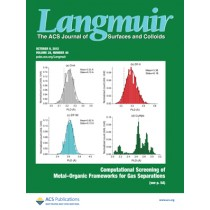 Langmuir: Volume 28, Issue 40
