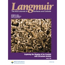 Langmuir: Volume 28, Issue 42