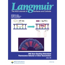 Langmuir: Volume 28, Issue 43