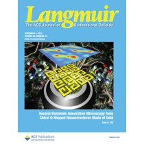 Langmuir: Volume 28, Issue 44