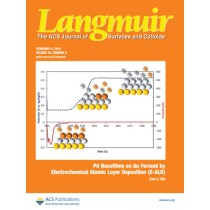 Langmuir: Volume 29, Issue 5