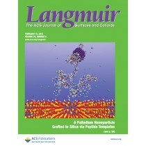 Langmuir: Volume 29, Issue 6
