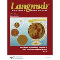 Langmuir: Volume 29, Issue 14