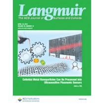 Langmuir: Volume 29, Issue 15