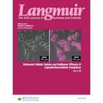 Langmuir: Volume 29, Issue 16