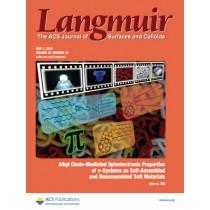 Langmuir: Volume 29, Issue 18