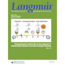 Langmuir: Volume 29, Issue 21