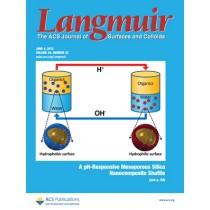 Langmuir: Volume 29, Issue 22