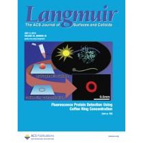 Langmuir: Volume 29, Issue 26