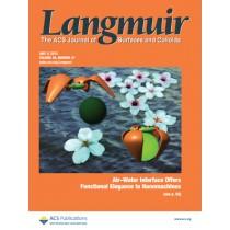 Langmuir: Volume 29, Issue 27