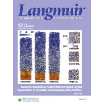 Langmuir: Volume 29, Issue 28