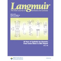 Langmuir: Volume 29, Issue 29