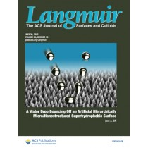 Langmuir: Volume 29, Issue 30