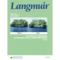 Langmuir: Volume 29, Issue 31