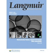 Langmuir: Volume 30, Issue 2