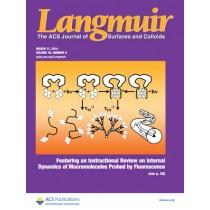 Langmuir: Volume 30, Issue 9