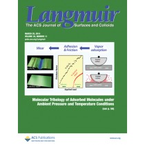 Langmuir: Volume 30, Issue 11